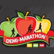 16 août 2015: Demi-marathon des vergers de Rougemont